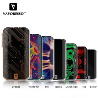 In Stock Vaporesso Luxe 220W Electronic Cigarette Mod fit SKRR Tank Vaporesso TC Box Mod 510 Pin Atomizer with 2 Inch Display