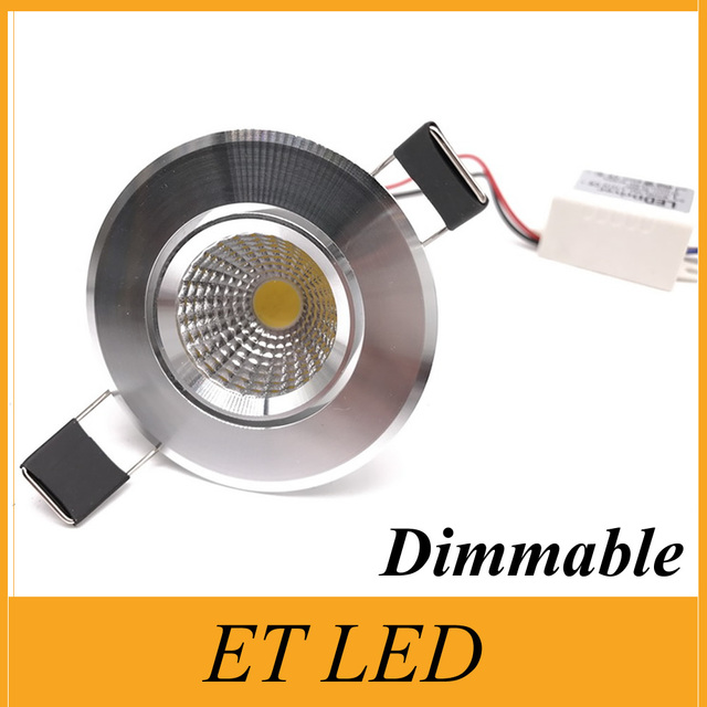 Best seller Newest Dimmable Led Downlights 3w 5w COB Led Down Light Recessed Ceiling Light 120  sc 1 st  AliExpress.com & Best seller Newest Dimmable Led Downlights 3w 5w COB Led Down Light ...