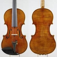 Guarnieri 'del Gesu' 1742 «Лорд Уилтон» 4/4 cкрипка violino копия «все европейские дерево», масло лак! лучшее исполнение! Бесплатная доставка