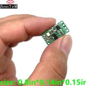 Image 4 - 3.7 v 4.5 v 9 v 12 v มอเตอร์ย้อนกลับพวงมาลัย Controller โมดูลรีโมทคอนโทรลไร้สาย 433 mhz เครื่องส่งสัญญาณ rf