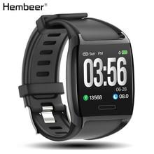 Hembeer H2 умный Браслет Pulsera Inteligente фитнес Relogio Inteligente трекер активности кровяное давление часы PK FITBITS