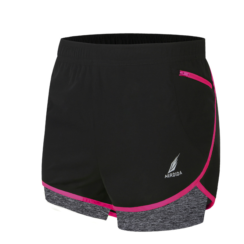 Running Shorts Women Tennis Training S-3XL Plus Size Gym Short Pants Sport Fitness Leggings