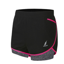 Running Shorts Women Tennis Shorts Training Shorts S-3XL Plus Size Gym Short Pants Sport Short Women Fitness Leggings Short цена