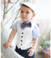 Boys Wedding Suits Dress Boy Blazer Formal Children Clothes Costume Baby Boy Suit Vest De Mariage Pour Enfant Garcon
