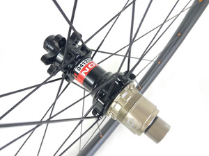 Image 5 - Juego de ruedas de carbono para bicicleta de montaña, peso ligero, 1220g, 29er, XC, 30mm x 30mm, sin capucha, 24H, 28H, D411SB, D412SB, 6 tornillos o CL