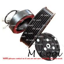 HIGH QUALITY BRAND NEW AC COMPRESSOR CLUTCH FOR CAR TOYOTA HILUX VIGO INNOVA 883100K132 883200K240 883200K080 4471902470