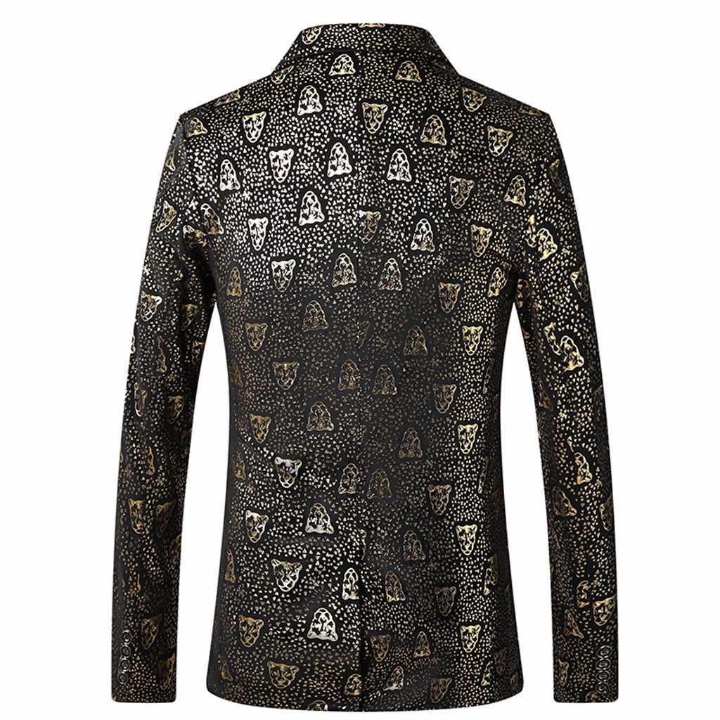 3XL 男性の長袖スーツジャケット、スリムデザインブレザー男性、ビジネスウェディングパーティー男性スーツコート Mar27
