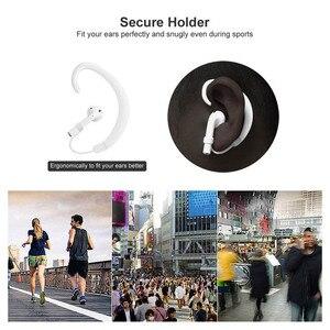 Image 3 - 1 ペアストラップワイヤレス耳かけフックアクセサリーホルダー airpods ためのための 2019 h ベスト