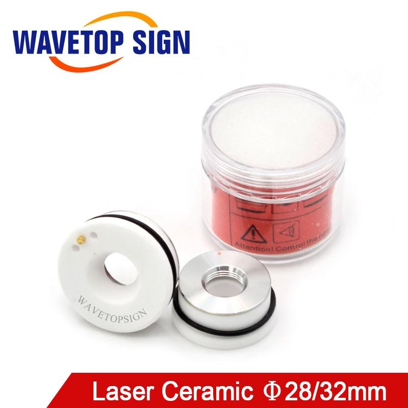 Laser Ceramic Part 28 32mm OEM Precitec Lasermech Raytools Empower KT B2