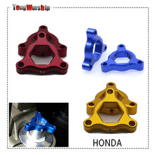 Untuk HONDA CBR 600RR CBR 600 RR CBR600RR 2007 2008 2009 2010 Aksesoris Motor 19 Mm Garpu Suspensi Preload Adjuster(China)