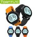 Torntisc f68 smart watch relógio de pulso pulseira de fitness rastreador parâmetro de freqüência cardíaca pedômetro monitor de sono ip67 à prova d' água