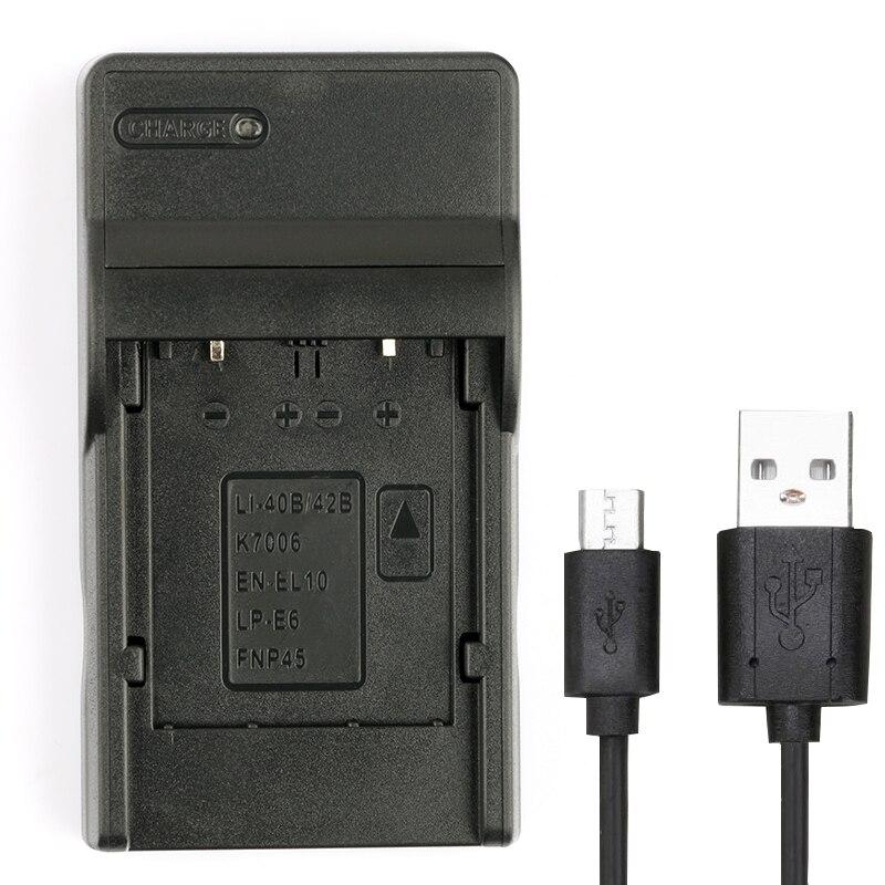 J37 DIGITAL CAMERA USB BATTERY CHARGER FUJI FUJIFILM FINEPIX J30 J32 J35