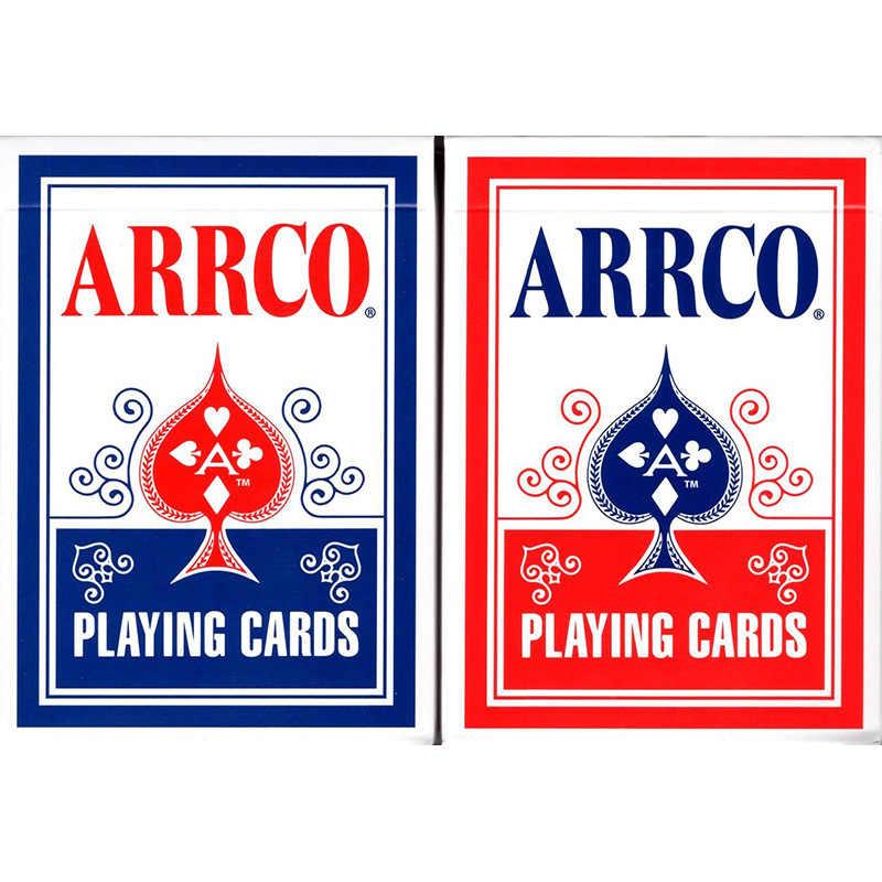 Покер 1 комплект покер ARRCO игральные карты карта UNO игры настольных игр покер iskambil destesi хит продаж; оптовая торговля Водонепроницаемый