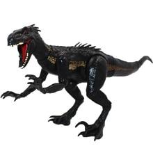 15 سنتيمتر indoraptor الحديقة الجوراسية العالم 2 الديناصورات المشتركة المنقولة عمل الشكل اللعب الكلاسيكية لصبي الأطفال هدية عيد الميلاد