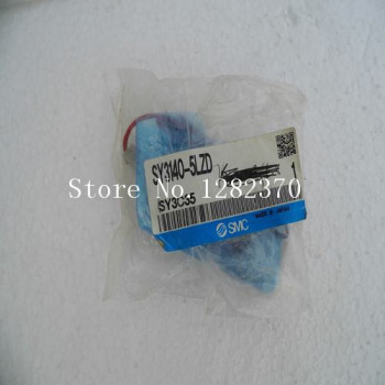 [SA] New Japan SMC solenoid valve SY3140-5LZD original authentic spot --2PCS/LOT [sa] new original authentic special sales rexroth sensor switch r412004580 spot 2pcs lot