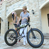 Fat Bike Bmx Bicycles 26x4 7 21 24 27 High Speed Bike Mountain Snow Bike For