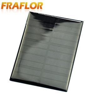 Image 3 - 10ชิ้น/ล็อตขายส่งDIY 1W 5V 200mA Solar Panel Chargerพลังงานแสงอาทิตย์โมดูลชาร์จสำหรับ3.6Vแบตเตอรี่หรือLi Ion Battry 110*80มม.