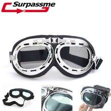 Windproof Motocross Goggles High Quality Shockproof Protective Gear Glasses Ski Motorcycle Helmet Eye Wear Dirt Bike