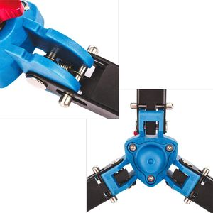 Image 5 - أفضل العروض M1 3 أرجل قدم Monopod دعامة حامل حامل قاعدة 3/8 بوصة محول تحقيق 20 درجة الميل و 360 درجة دوران