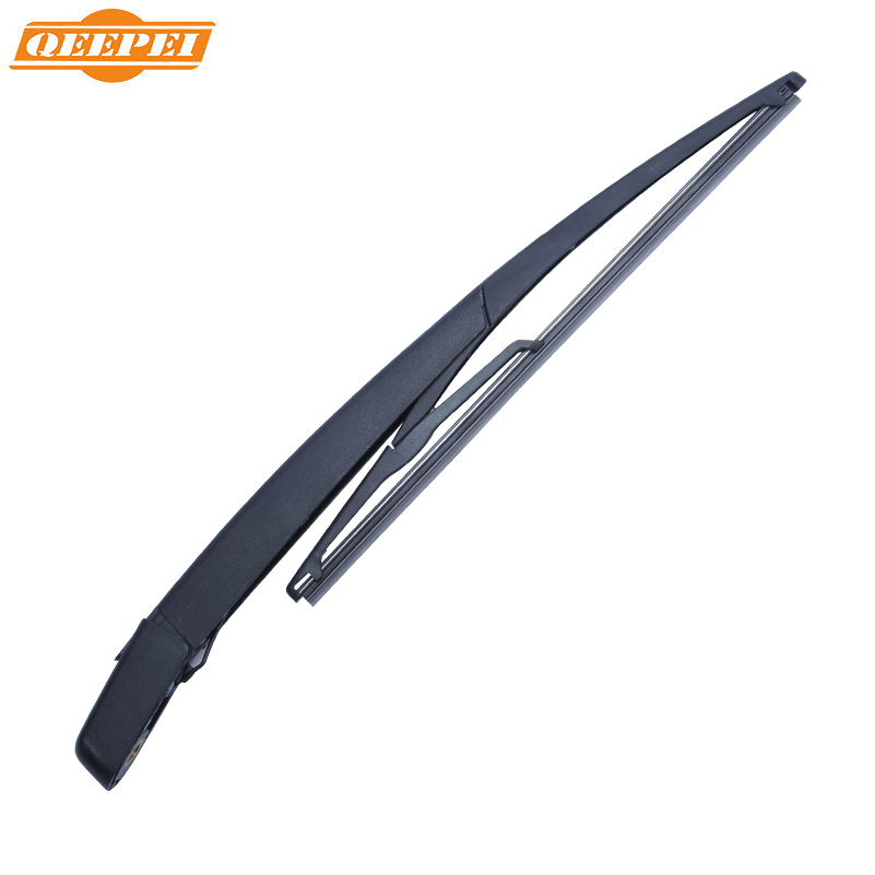 QEEPEI Rear Windscreen Wiper and Arm For Mercedes M-Class MK 2 (W164) 2005-2011 12 4 door SUV High Quality Natural Rubber