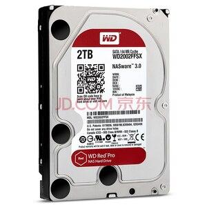 Image 3 - WD RED Pro 2TB ดิสก์ Network Storage 3.5 NAS Disk สีแดง Disk 2TB 7200RPM 256M Cache SATA3 HDD 6 กิกะไบต์/วินาที WD2002FFSX