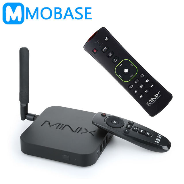 MINIX NEO S905 U1 Android TV Box Amlogic Quad Core 2 Г/16 Г 802.11ac 2.4/5 ГГц Wi-Fi H.265 HEVC 4 К Ultra HD XBMC Smart Box TV IPTV