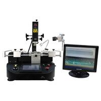LY 5860 Hot Air BGA Soldering Station 3 Zones Motherboard Chip Repairing Machine 4800W ZM 5860
