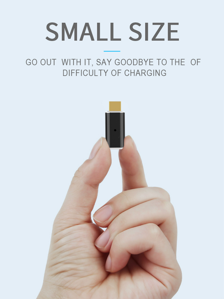 SUNPHG Micro USB Magnetic Adapters To Type C Microusb Converter For IPhone Xiaomi Samsung Huawei Phone Charging Cable Connector