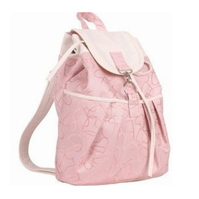 2013 backpack travel bag heart girls primary school students school bag backpack