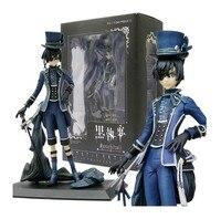 Hot Anime Comic Black Butler Kuroshitsuji Ciel Phantomhive 9 PVC Action Figure Toy in Retail box