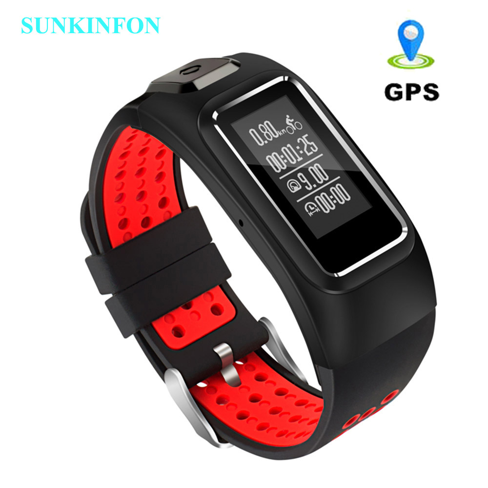 BD13 GPS Motion Track Record Smart Wristband Band Dynamic Heart Rate Pedometer Bracelet for HTC ONE M9+ E9+ M8s X9 10 evo 10 Pro стоимость
