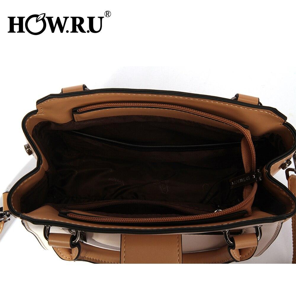 2019 Luxury Handbags Women Bags Over Shoulder Designer Female Crossbody Bag For Women Leather Shoulder Bag Ladies Hand Bags 4