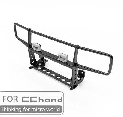 Aluminum Front Bumper for 1 10 cchand Traxxas TRX4 Bronco Ranch