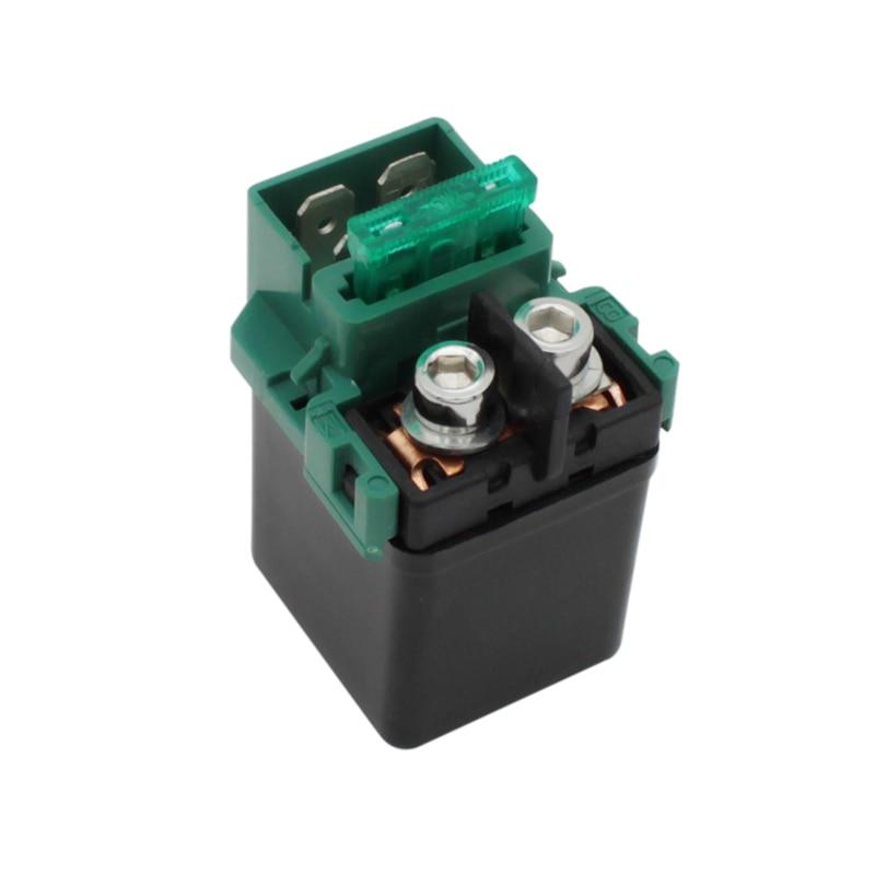 Cyleto Starter Relay Solenoid for HONDA XL125V Varadero 01-03 XL650 XL 650 Transalp 00-04 XLR125 XLR 125 98-04 XRV750 93-00