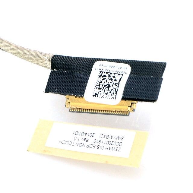 New Laptop LCD Cable For Acer E5 E5-511 E5-521 E5-551 E5-571 E5-571G V3-572 V5-572 Z5WAH DC02001Y910 Computer Cables & Connectors