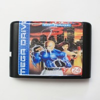 Streets Of Rage 3 - Sega Mega Drive For Genesis