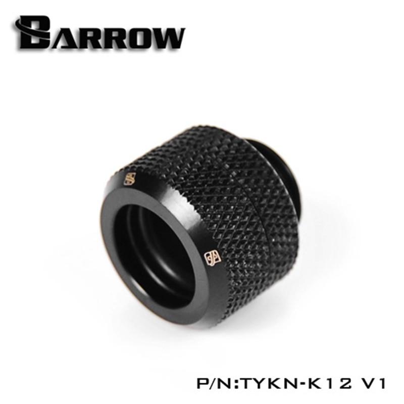 Barrow Starre 12mm OD Harte Rohr Klemmverschraubung TYKN-K12 V1