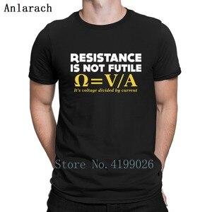 Resistance Is Not Futile It's