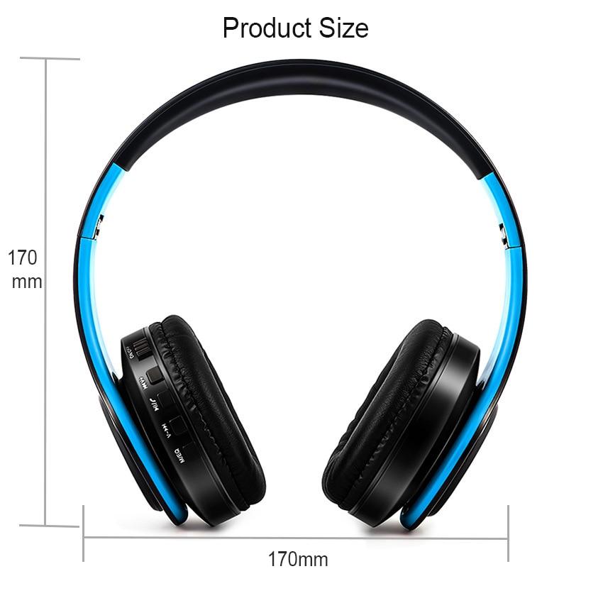 HTB1C8WmRXXXXXXJaXXXq6xXFXXXC - ZAPET LPT660 Headphone, Bluetooth Headset Foldable Wireless Headphones Earphone