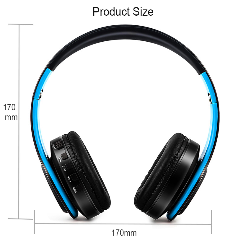add256e608c ZAPET Wireless Bluetooth Earphones Headset Stereo Headphones ...