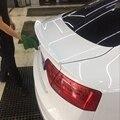 Чехол для Audi A5 4  подходит для Audi A5  4 дверей  2009  2010  2011  2012  2013  2014  2015  2016  АБС-пластик  неокрашенный Праймер  цветной  задний  на крышу