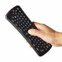 Souria sem fio 2.4g rf qwerty teclado ar mouse usb gaming para android caixa de tv inteligente tablet controle remoto universal