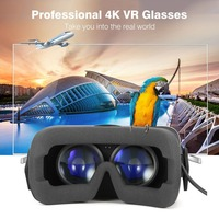 Professional 4K VR Helmet Cardboard Virtual Reality Glasses 3D Video Movies VR Glasses Suitable for Windows 7/8.1/10