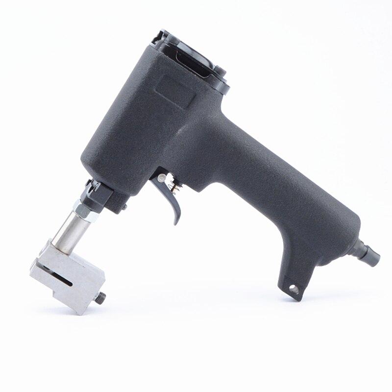 pneumatic punching gun metal advertising word stainless steel luminous word air hole puncher eyelet tool perforation