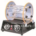 Foru Stage Speed Adjustment Heavy Type Rotary Tumber , Time Tumbling (0-60 minutes),Jewelry Tools.High quality .Low price