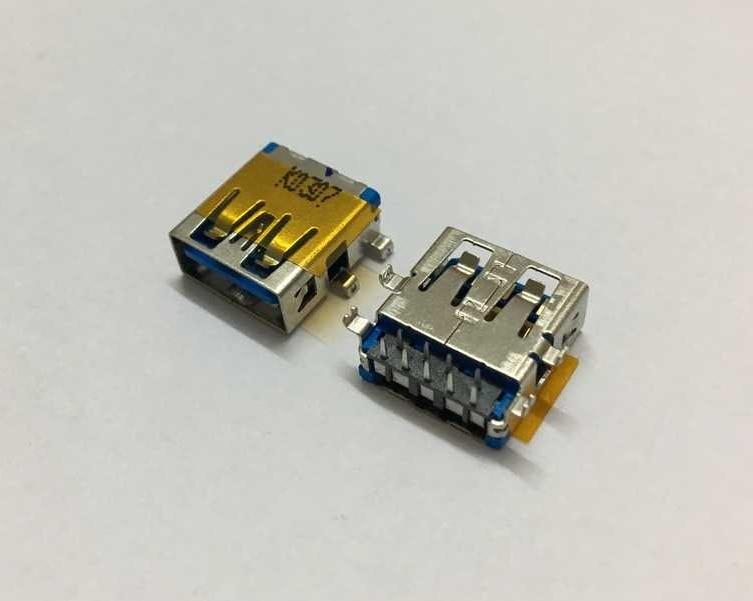 NEW USB Interface 3.0 USB Jack Connector Socket for Toshiba C850 C850D C855D L850 Laptop