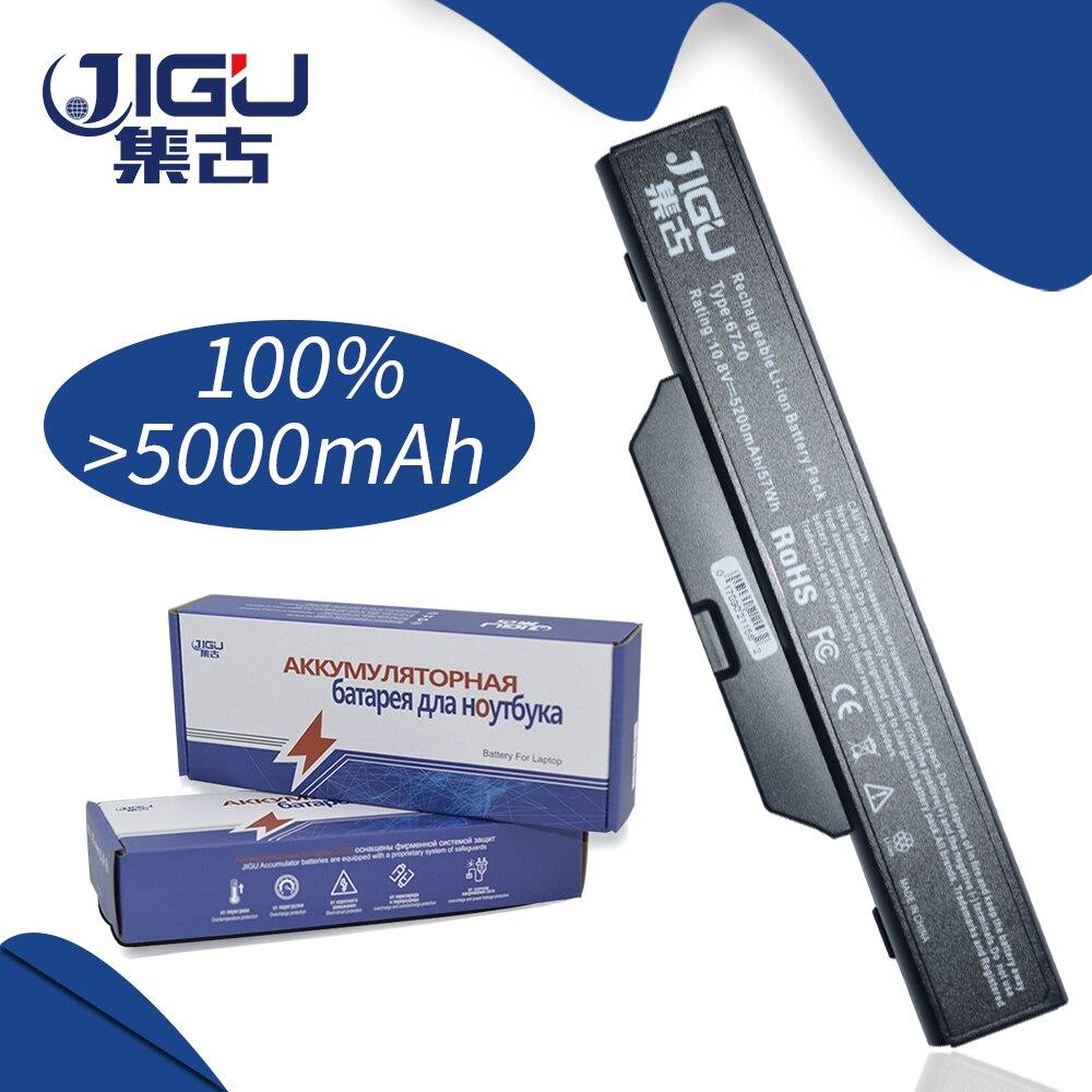 JIGU 5200MAH Laptop Battery For HP For COMPAQ 550 610 615 6720s 6730s 6735s 6820s 6830s HSTNN-IB62 HSTNN-OB62 HSTNN-IB51