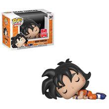 Funko pop dragon ball z morto yamcha goku vegito super saiyan vinil figuras de ação modelo brinquedos presentes(China)