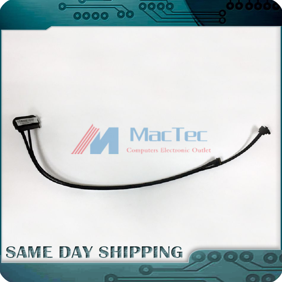 Genuine New 923-0312 A1419 SSD Data Cable & Power Cable for Apple iMac 27 2K/5K A1419 2012 2013 2014 2015 Year
