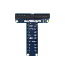 Raspberry Pi GPIO Extension Board Adapter 40 Pin GPIO Kabel Modul für Orange Pi Plus Raspberry Pi 4/3B +/3Demo Board
